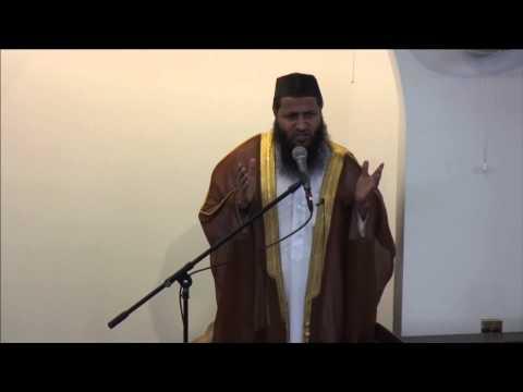 Sheikh Hasan Abu Nar - Jummah on 6/20/2014