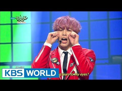 Music Bank - English Lyrics | 뮤직뱅크 - 영어자막본 (2015.03.28) video