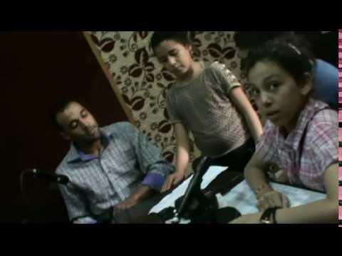 RADIO TLEMCEN :(Azhar maghnia) interprétation de Chokran Rasoul Allah et Palestine