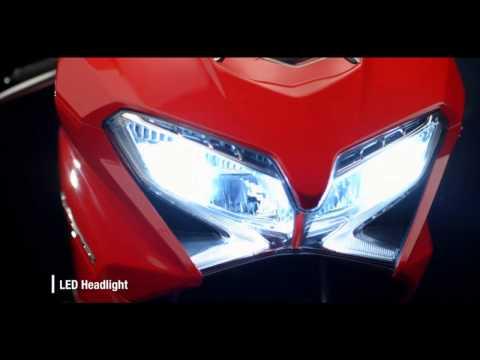New Honda VFR800 2014