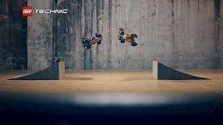 Publicité 2018 - LEGO - Véhicules LEGO Technic
