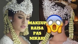 RAHASIA MAKEUP MUA HITS ! MARLENE HARIMAN - makeup wedding raisa