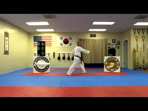 Bateman Taekwondo: Do San