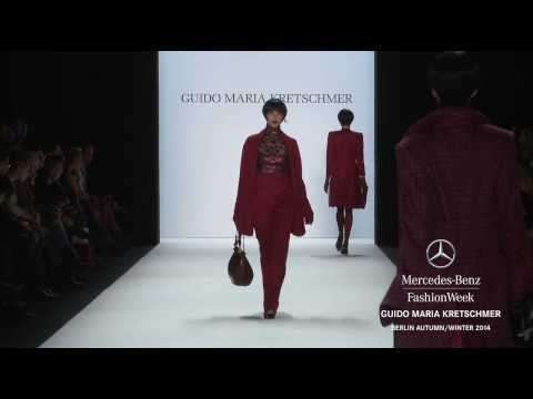 GUIDO MARIA KRETSCHMER - Mercedes-Benz Fashion Week Berlin A/W 2014 Collections