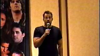 Supernatural Star Mark Lutz at the official Creation Supernatural Convention in Chicago (3)
