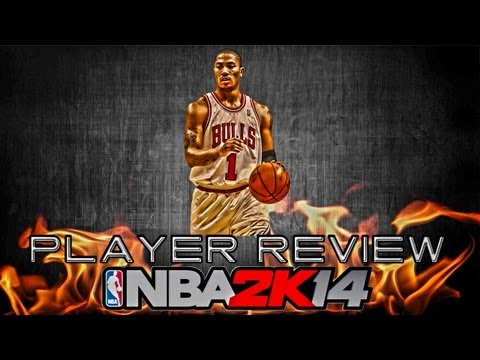 NBA 2k14 - Derrick Rose Player Review - 92 Overall!