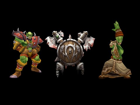 Warcraft III Funny Quotes Part 3: Orcs
