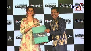 Actress Taapsee Melange Festive Collection | Lifestyle | Hyderabad