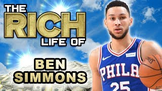 Ben Simmons | The Rich Life | $170 Million Max Contract