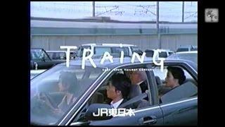 田中麗奈(Rena Tanaka)|TRAiNG 「カーナビ篇」(JR東日本 CM 15秒)あっ、あぁ~・・・