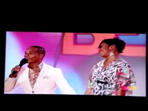 LeAndria Johnson singing Endow Me