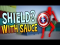 Sword With Sauce - Captain America! Trying out the Shield! - Sword With Sauce Gameplay