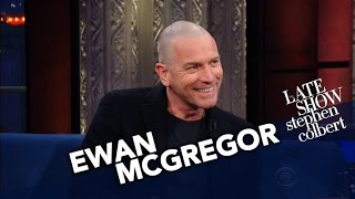 Ewan McGregor Has A Four-Letter-Word For