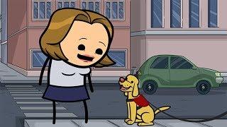 Good Dog - Cyanide & Happiness Shorts