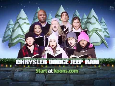 koons tysons chrysler dodge jeep ram christmas tv commercial youtube. Black Bedroom Furniture Sets. Home Design Ideas