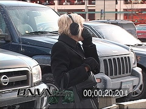 12/5/2005 Video of people in Sub Zero weather