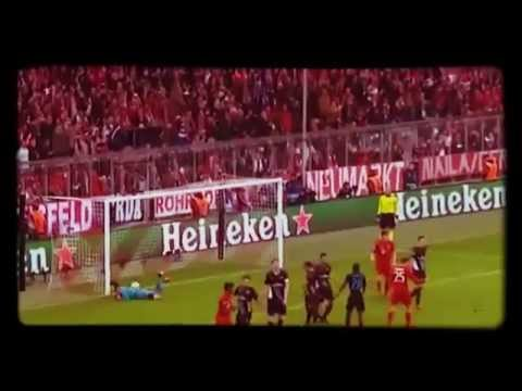 Bayern Munich 5 vs 1 Arsenal -Highlights - Champions League -  04/11/15