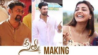 Sita Movie Making Video | Teja | Sai Sreenivas Bellamkonda, Kajal Aggarwal | Anup Rubens