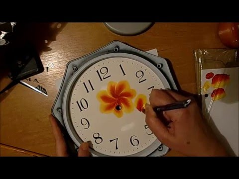 Как переделать старые часы своими руками