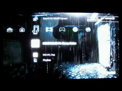 How to setup Windows 7 Media Server - Windows Media Player 12 - PS3