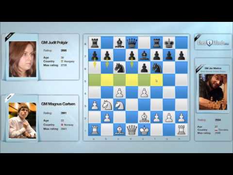 Chess Grandmaster Explains: GM Carlsen vs. GM Polgar
