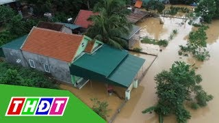 12 người chết và mất tích sau bão số 4 | THDT