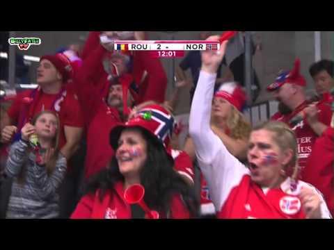 Romania vs Norway IHF Women's Handball World Championship Denmark 2015