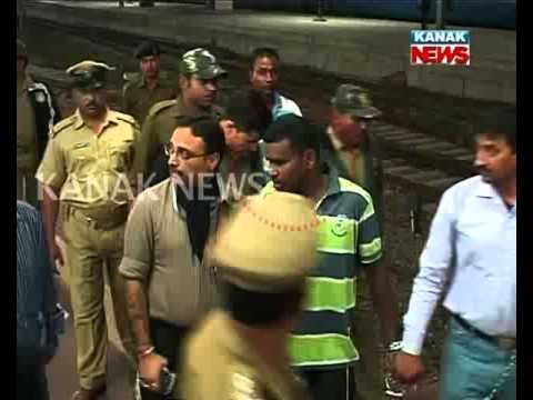 No Terror Angle in Puri Train Arson Case, Says NIA