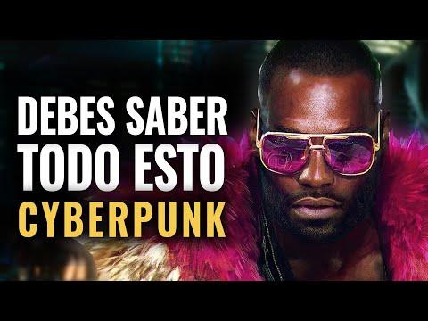 DEBES SABER TODOS LOS NUEVOS DETALLES CYBERPUNK 2077 (CLASES & ARMAS)