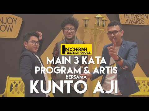download lagu Main 3 Kata Program & Artis Bersama Kunto Aji gratis