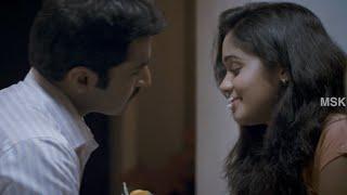 Nandha - Ananya Kissing Scene - Athithi ( Cocktail Malayalam Movie Remake) Tamil Movie Scene