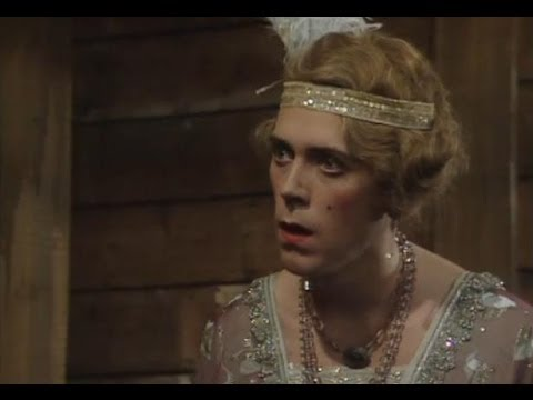 Melchett for Georgina! - Blackadder - BBC
