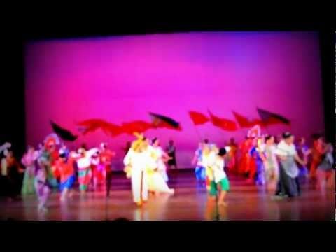 Piliin Mo Ang Pilipinas (performance) - Silliman University Kahayag Dance Company video