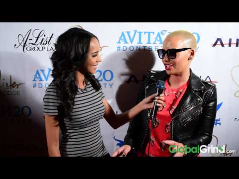 Amber Rose Opens Up About Her Divorce From Wiz Khalifa video