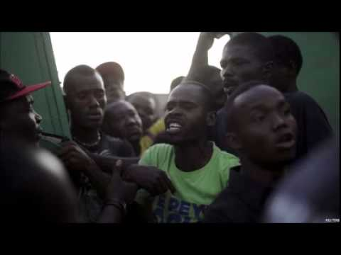 Haiti election: Violence mars voting in delayed poll
