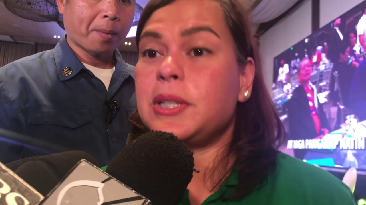 Sara Duterte's party willing to ally with PDP-Laban if it fixes internal problems
