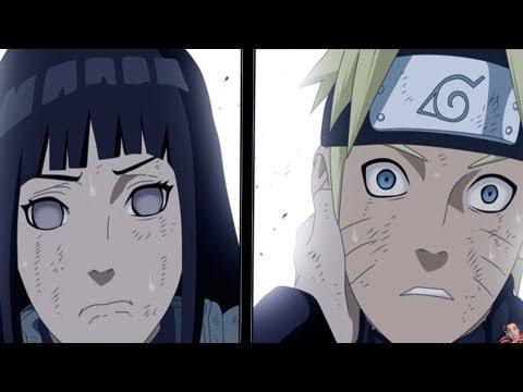 Naruto 615 Manga Chapter Review- Naruto Chooses Hinata - ナルト- 疾風伝
