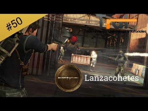 Gaming Trut nº 50 en Uncharted 3 - Duelo Lanzacohetes
