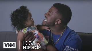 Ray J Styles Baby Melody's Hair | Love & Hip Hop: Hollywood
