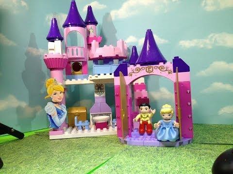 Disney Lego Duplo Disney Princess Cinderella Castle Lego Duplo Cinderella Disney Toy