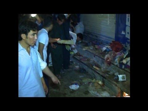 Deadly suicide blast in Pakistan's Quetta: police