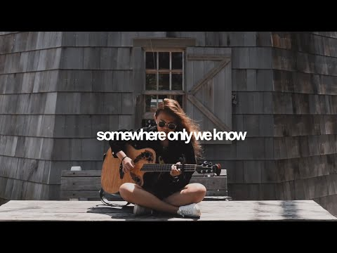Somewhere Only We Know - Keane (cover)   Reneé Dominique