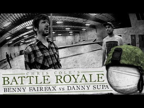 Benny Fairfax & Danny Supa - Battle Royale