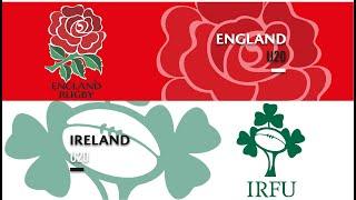 World Rugby U20 Championship 2019 - Ireland U20 v England U20