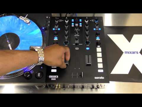 Mixars DUO Serato DJ Mixer Review