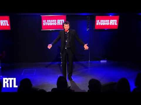 Olivier de Benoist dans le Grand Studio Humour de Laurent Boyer