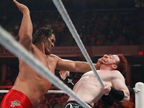 Raw: The Great Khali vs. Sheamus thumbnail