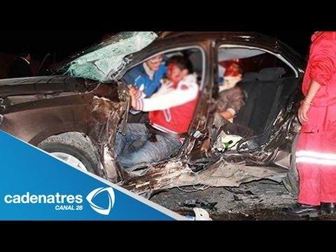¡IMPRESIONANTE! Accidente en la Naucalpan- Toluca deja 11 muertos