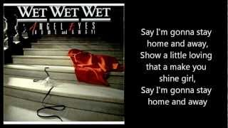 Wet Wet Wet - Angel Eyes (Home And Away)