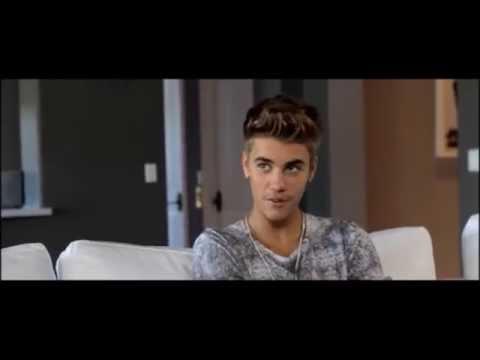 Justin Bieber's Believe Movie (dublado) video